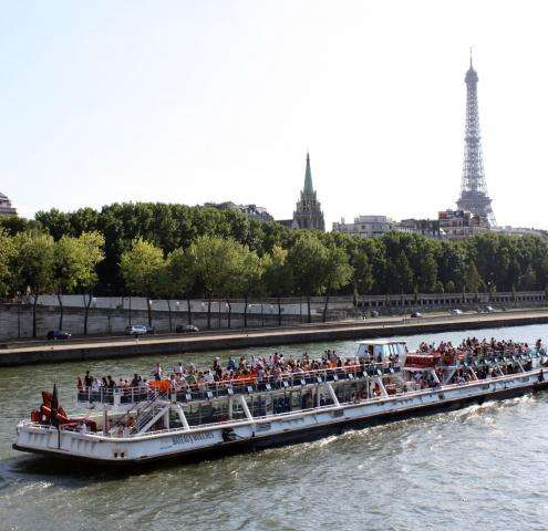 Voguez sur la Seine à la découverte de Paris