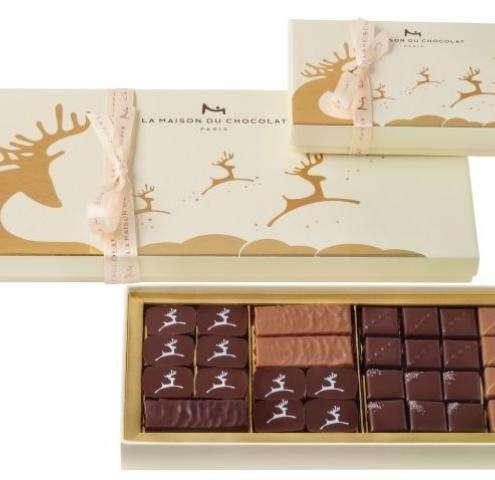 Chocolatier Paris 6ème , les délices de Noël