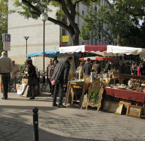 The best flea markets in Paris