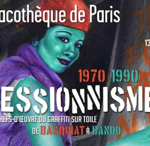 Les graffitis à l'assaut de la Pinacothèque