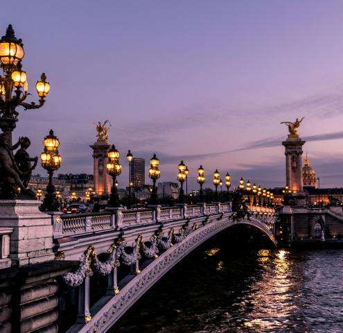 Saint-Valentin, découvrez à deux les lieux les plus romantiques de Paris