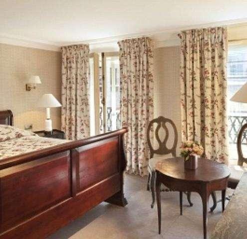 Chambre Superieure Hotel Paris à l' Hotel du Danube