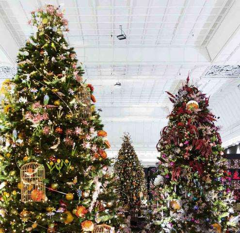 Shopping de Noël : Bon Marché Rive Gauche