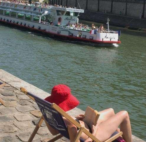 Paris Plage 2013 , une expérience inoubliable