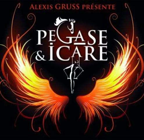 Pégase et Icare: le dernier spectacle du cirque Alexis Gruss