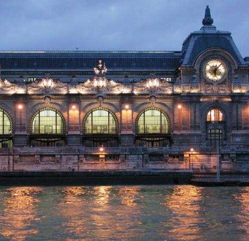 Hotels Paris près du Musee d'Orsay : l'Hôtel du Danube !