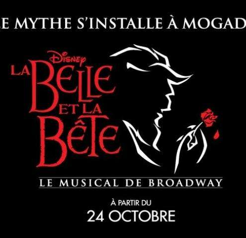 The Beauty And The Beast Show Paris 2014