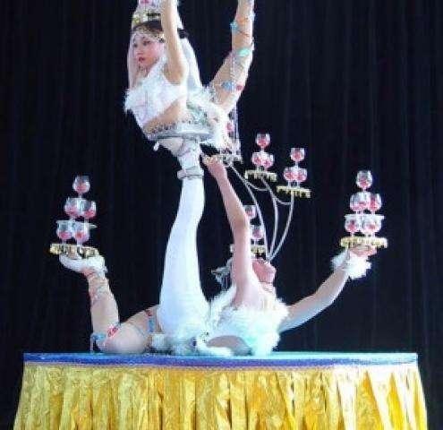 Beijing Circus in Paris : a spectacular show!