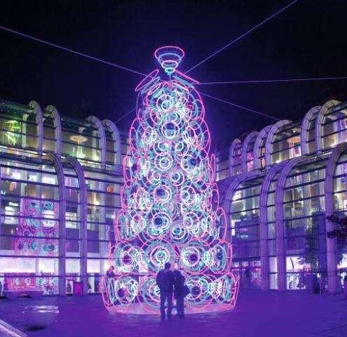 Noël à Paris en 2013, illuminations féeriques et animations