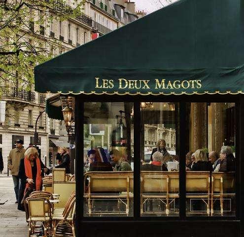 Once upon a time; the district of Saint Germain des Prés