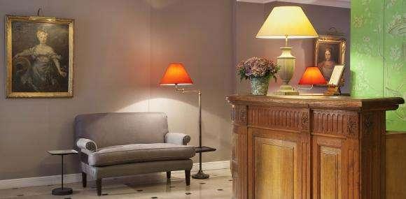 Hôtel du Danube - Réception