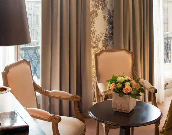 Hôtel du Danube - Salon